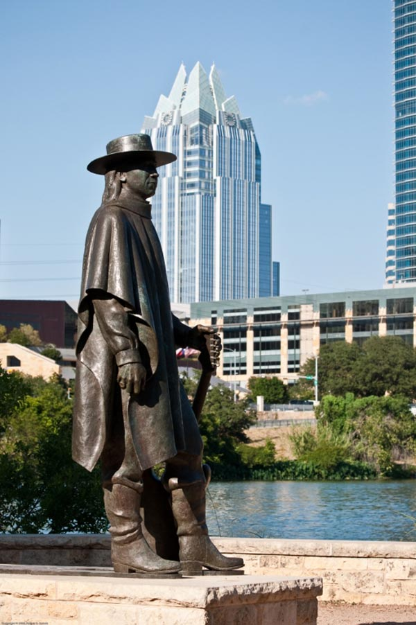 Stevie Ray Vaughn - Austin