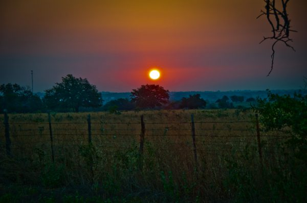 © Copyright 2012, Robert D Barrett, Sunrise