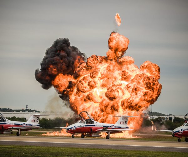 Pyrotechnics, © copyright 2012, Robert Barrett
