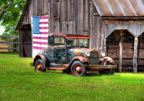 Americana © Copyright 2010, Robert D. Barrett
