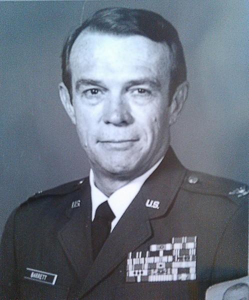 Robert L Barrett - 1924-2012