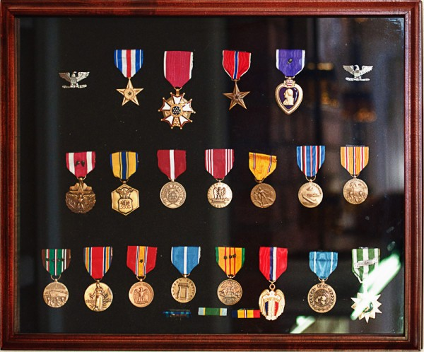 My father's service to our country