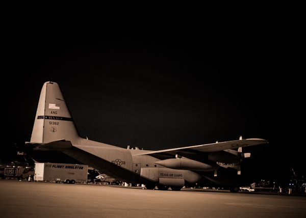 TANG C130, © copyright 2012, Robert Barrett