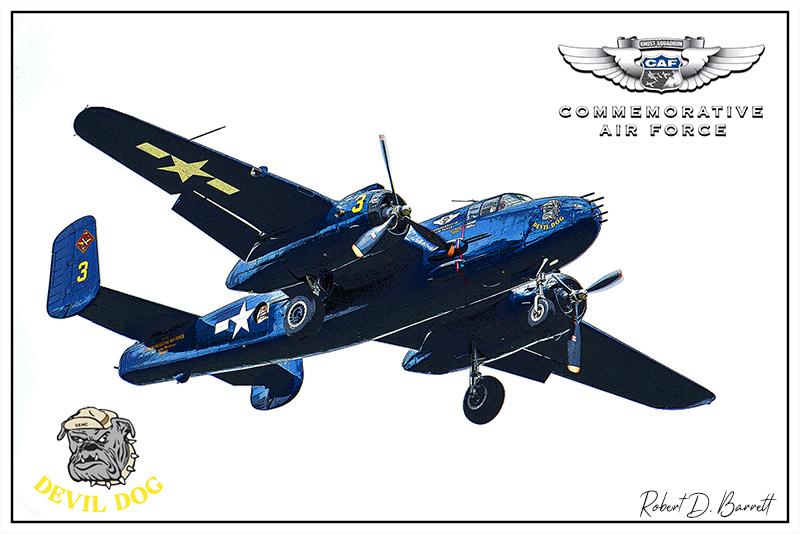 RBA6539 - Georgetown War bird Weekend 2019