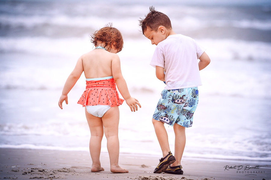 Discovering the Beach